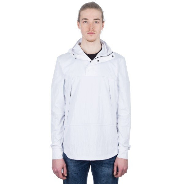 The North Face Red Label Mountain Light 1/4 Shirt Jacket (TNF White)
