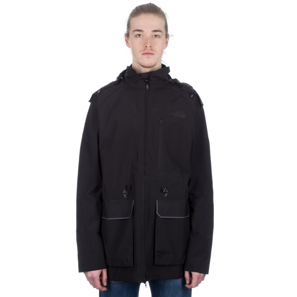 The North Face Red Label Windstopper Serow Light Jacket (TNF Black)