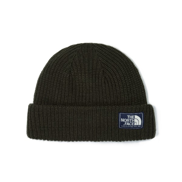 The North Face Salty Dog Beanie (Rosin Green)