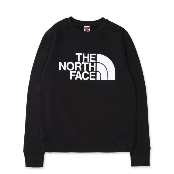 The North Face Standard Crew Neck Sweatshirt (Black)