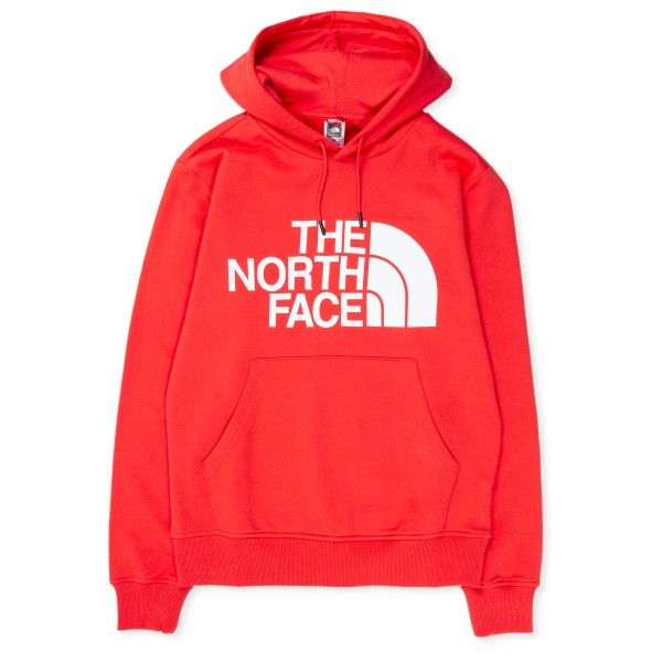 The North Face Standard Pullover Hooded Sweatshirt (Horizon Red)
