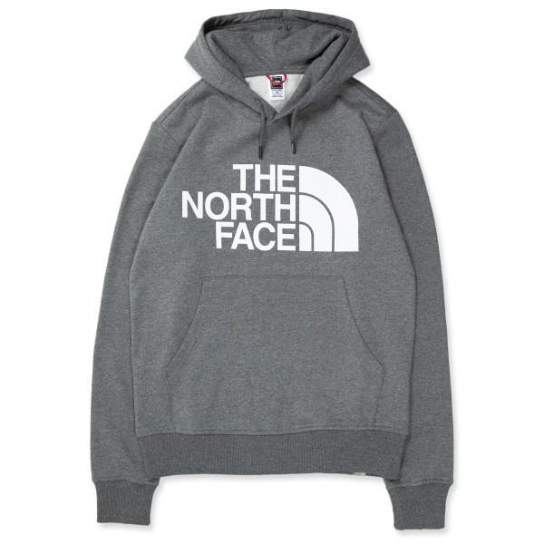 The North Face Standard Pullover Hooded Sweatshirt (TNF Medium Grey Heather)