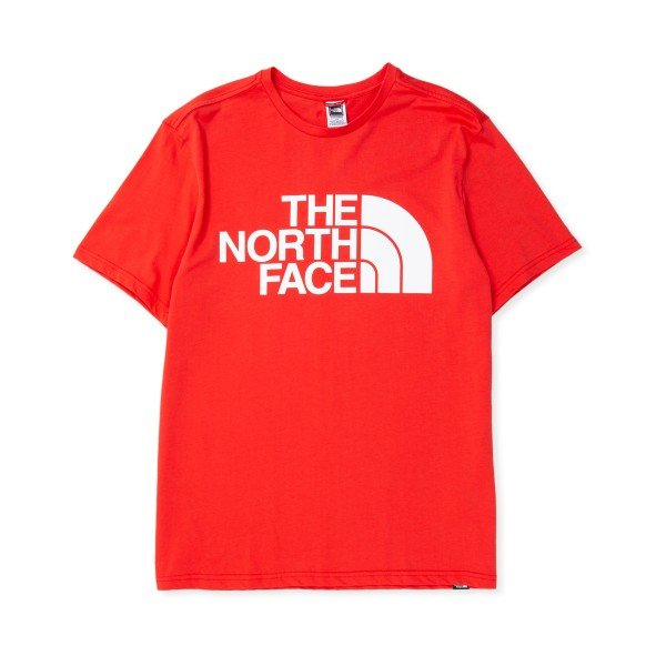 The North Face Standard T-Shirt (Horizon Red)