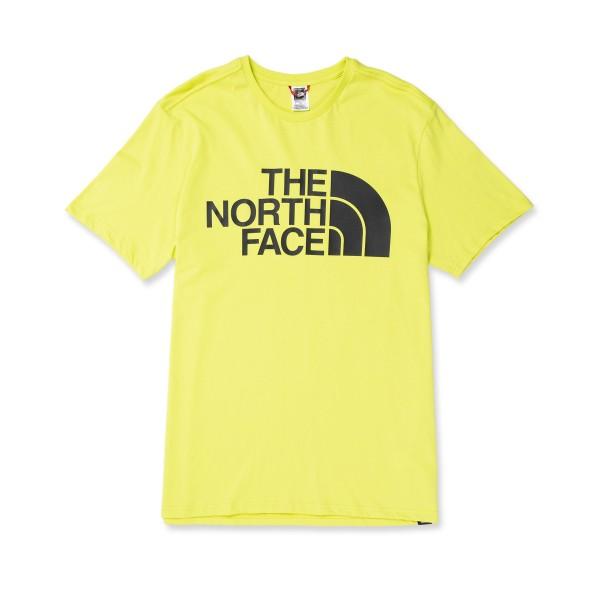 The North Face Standard T-Shirt (Sulphur Spring Green)