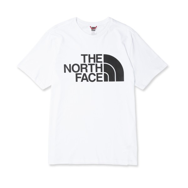The North Face Standard T-Shirt (White)