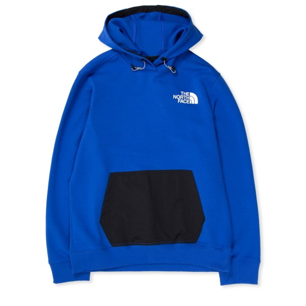 The North Face Tech Pullover Hooded Sweatshirt (TNF Blue)