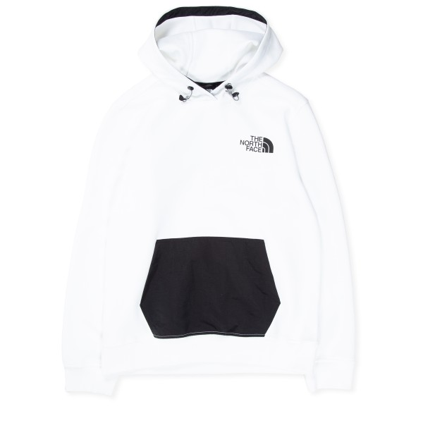 The North Face Tech Pullover Hooded Sweatshirt (TNF White)