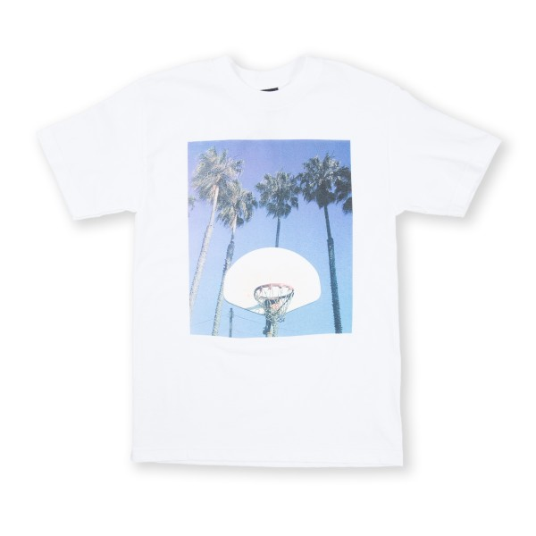 The Quiet Life Hoop Dreams T-Shirt (White)