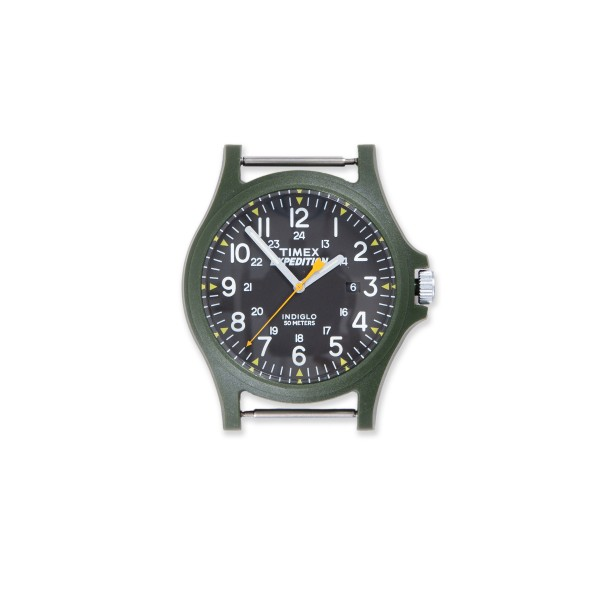 Timex Archive Acadia Watch Head (Green/Black Dial)