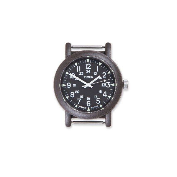 Timex Archive Camper Watch Head (Green/Blue Dial)