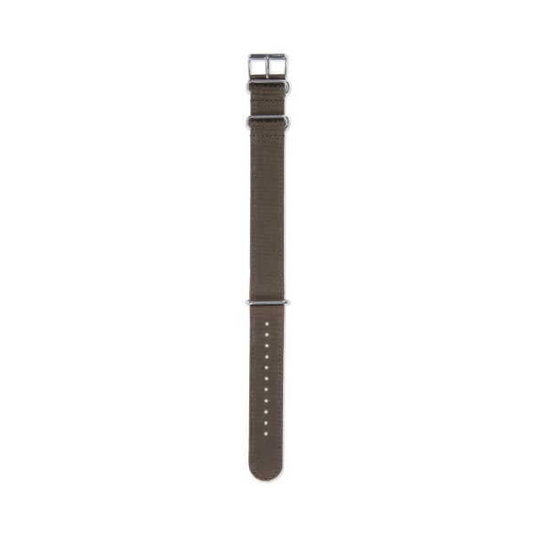 Timex Archive Oiled Canvas NATO Watch Strap (Green)