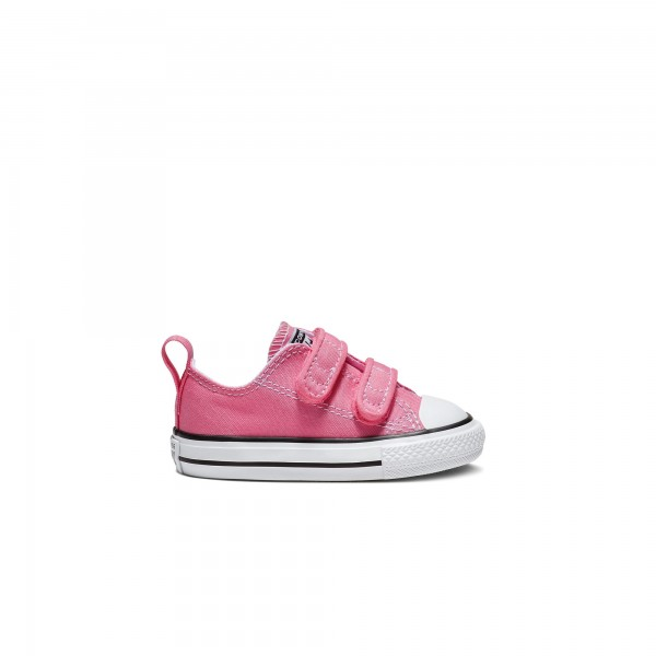 Toddlers' Converse Chuck Taylor All Star 2V Ox (Pink)