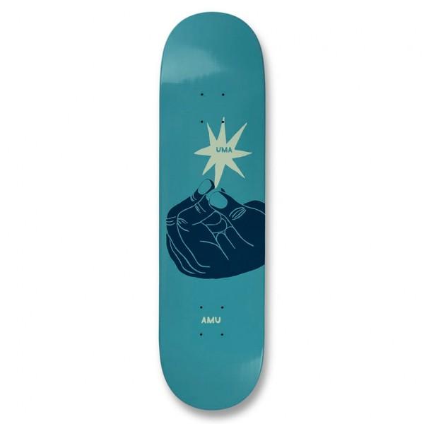 """UMA Landsleds Whoisnt Skateboard Deck 8.25"""""""