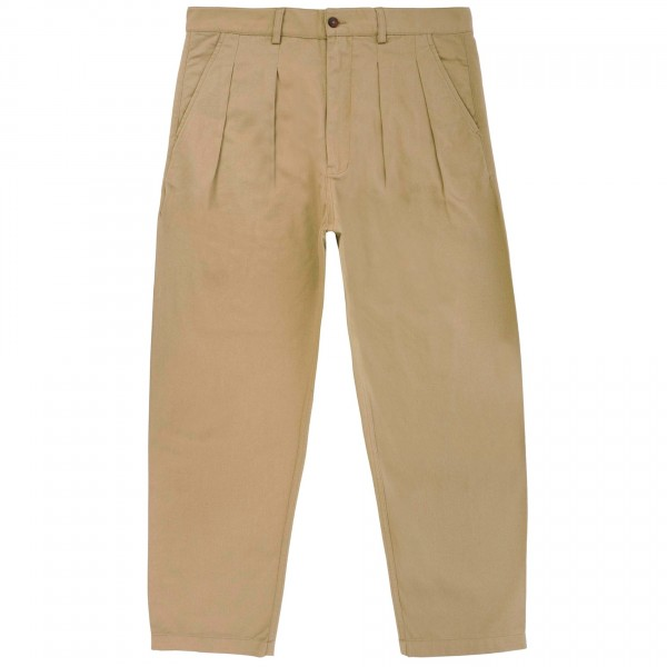 Universal Works Double Pleat Pant (Sand)