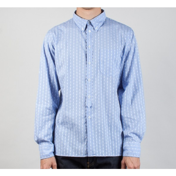 Universal Works Everyday Shirt (Blue)