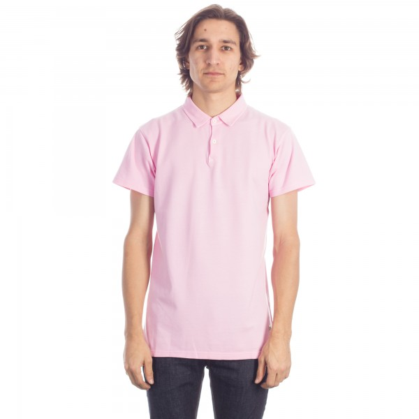 Universal Works Holiday Polo (Pink)