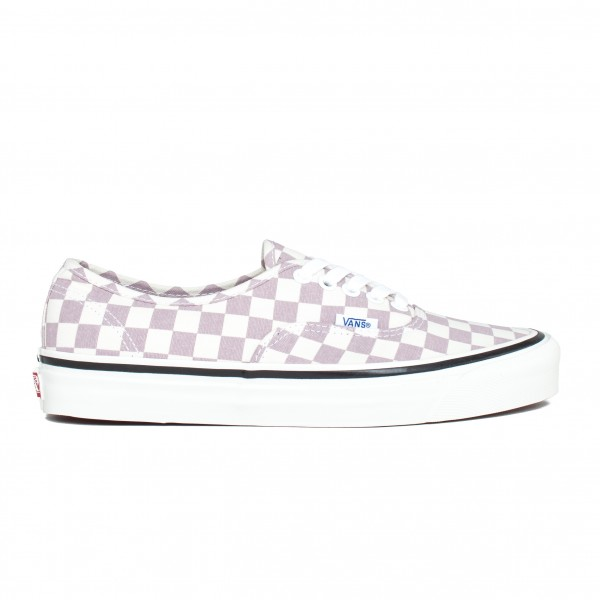 Vans Authentic 44 DX 'Anaheim Factory' (OG Mauve/Check)