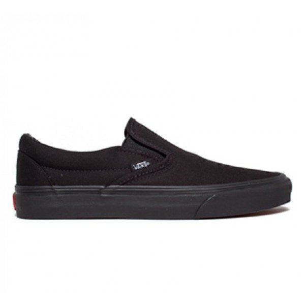 Vans Classic Slip-On (Black/Black)