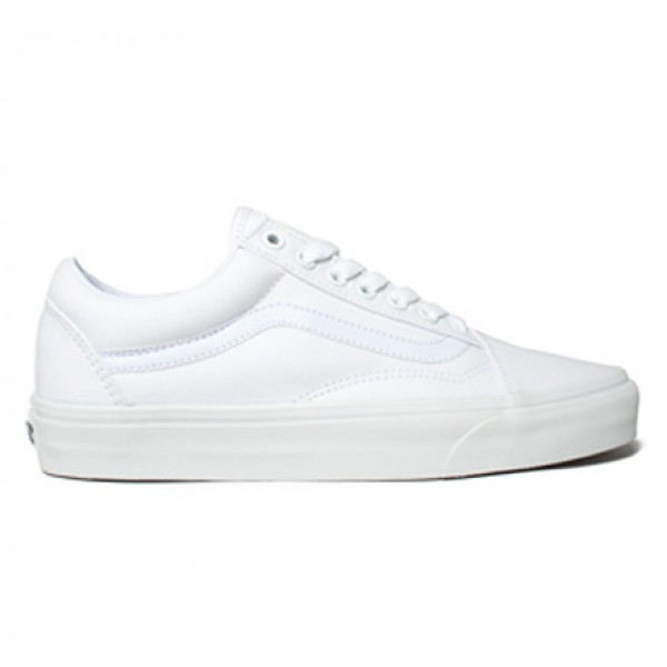 Vans Old Skool (True White)