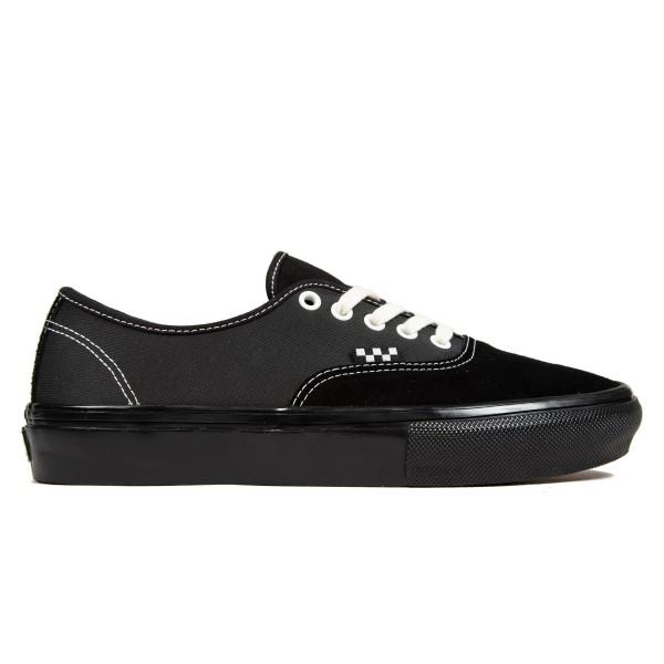 Vans Skate Classics Authentic 'Blackout Pack' (Black)
