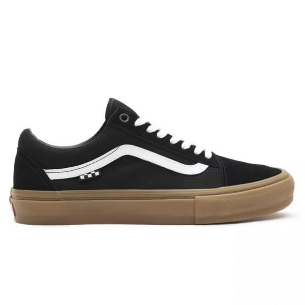 Vans Skate Classics Old Skool (Black/Gum)
