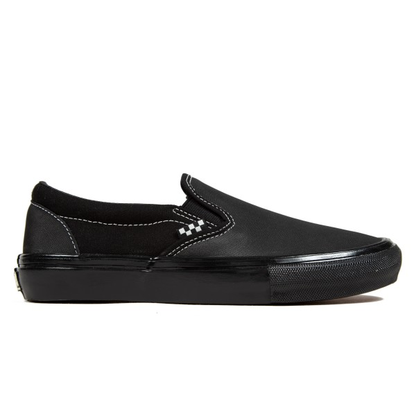 Vans Skate Classics Slip-On 'Blackout Pack' (Black)