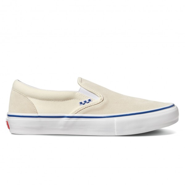 Vans Skate Classics Slip-On 'Off White Pack' (Off White)