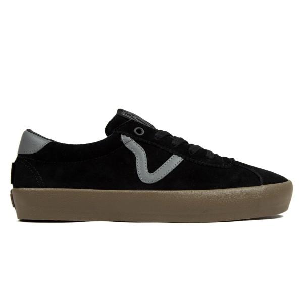 Vans Skate Classics Sport (Black/Gum)