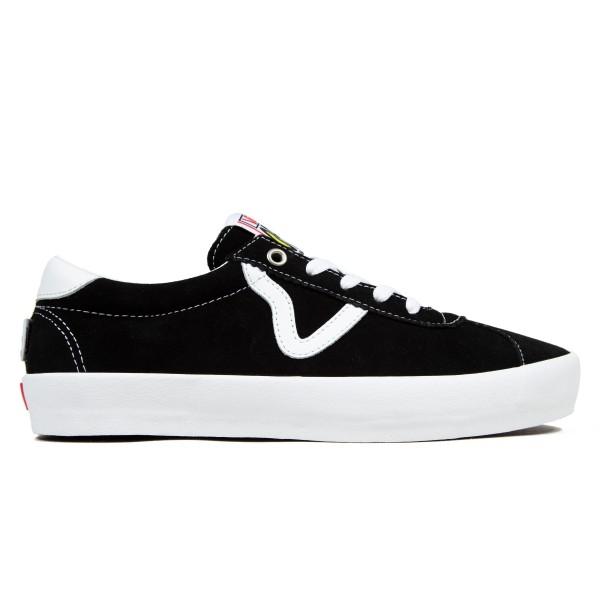 Vans Skate Classics Sport (Black/White)