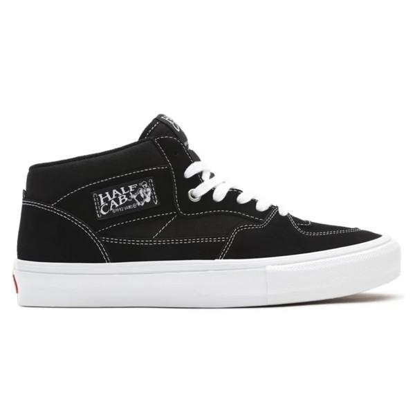 Vans Skate Half Cab (Black/White)