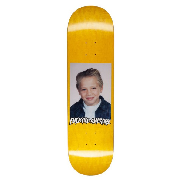 """Fucking Awesome Vincent Touzery Class Photo Skateboard Deck 8.25"""" (Various Colours)"""