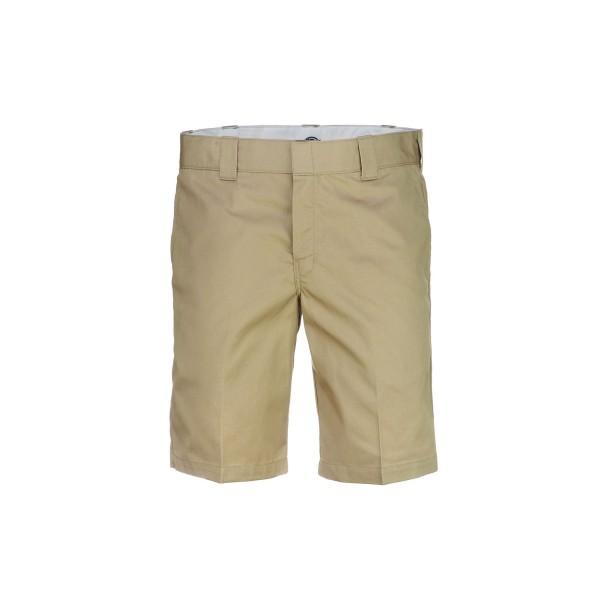 Dickies Slim Straight Work Short (Khaki)