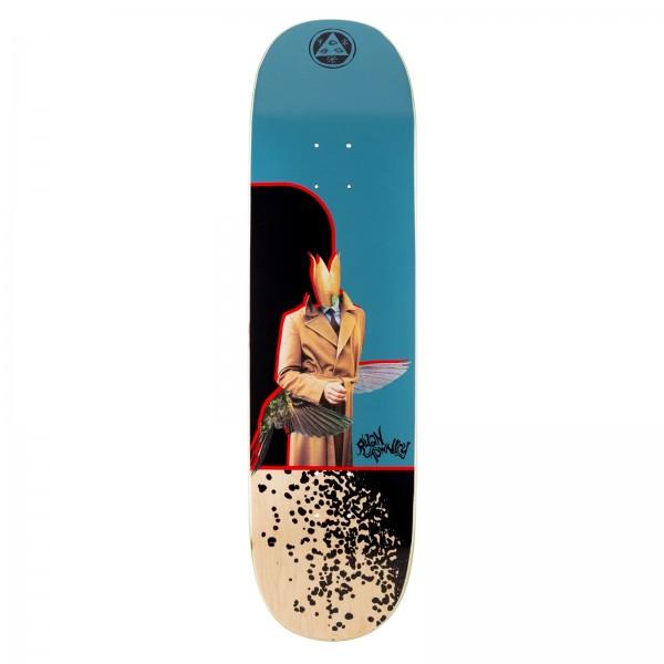 "Welcome Ryan Townley Hummingbird Enenra Skateboard Deck 8.5"" (Slate)"