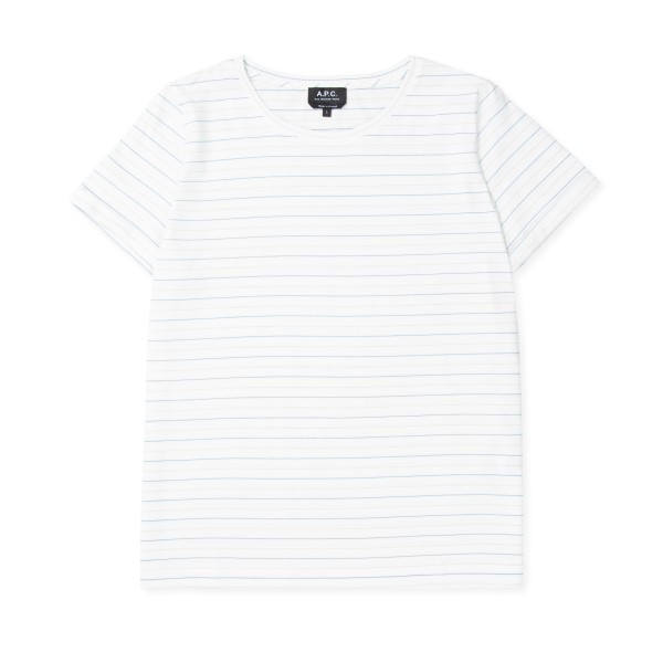 Women's A.P.C. Sallie T-Shirt (Ecru)
