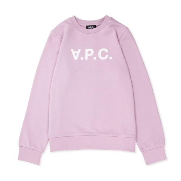Women's A.P.C. Viva Crew Neck Sweatshirt (Parma)