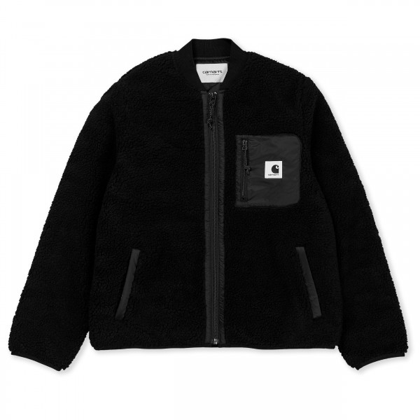 Women's Carhartt WIP Janet Fleece Liner (Black)