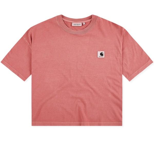Women's Carhartt WIP Nelson T-Shirt (Crystal)