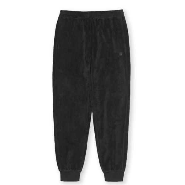 Women's Carhartt WIP Silverton Sweat Pant (Black)