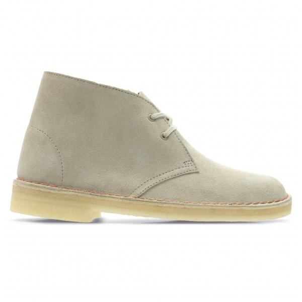 Women's Clarks Originals Desert Boot (Sand Suede)