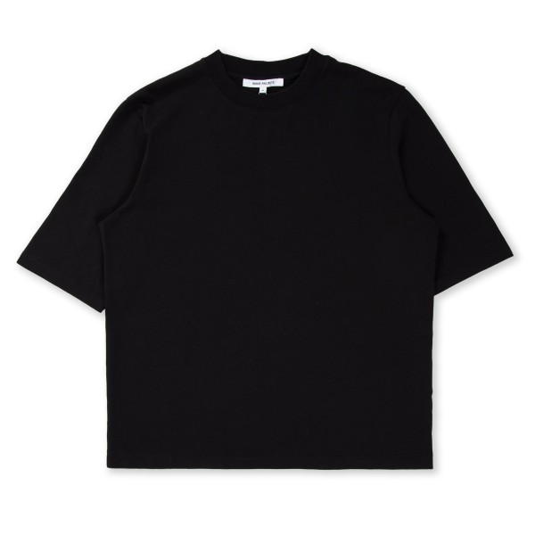 Women's Norse Projects Ginny Heavy Jersey T-Shirt (Black)
