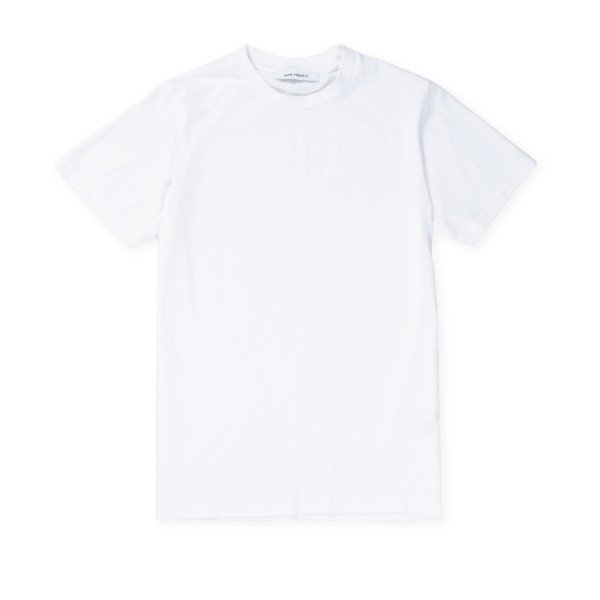 Women's Norse Projects Gro Standard Cotton T-Shirt (White)