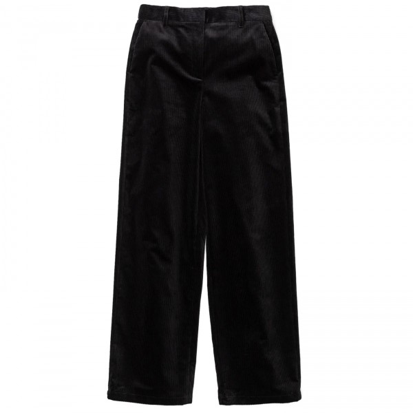 Women's Norse Projects Jelena Cord Pant (Black)