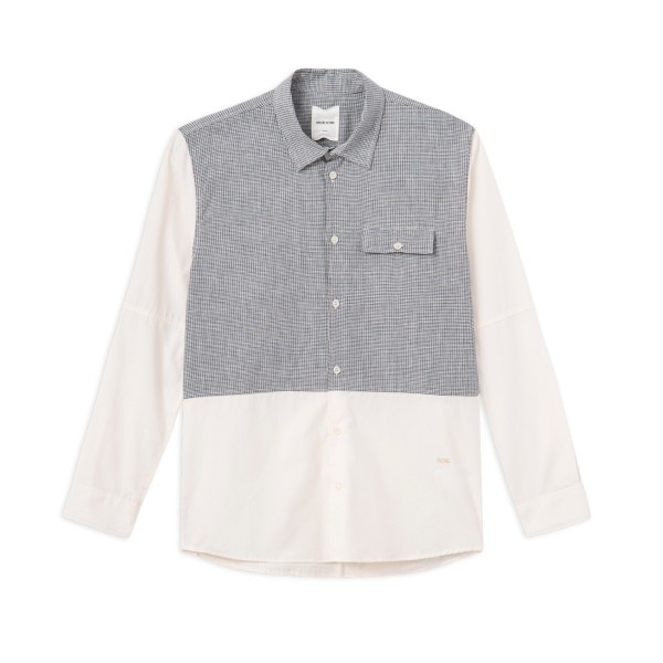 Wood Wood Arthur Shirt (Off White)