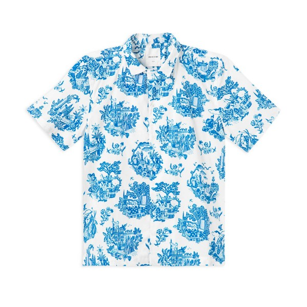 Wood Wood Brandon Shirt (Tourist Off-White)