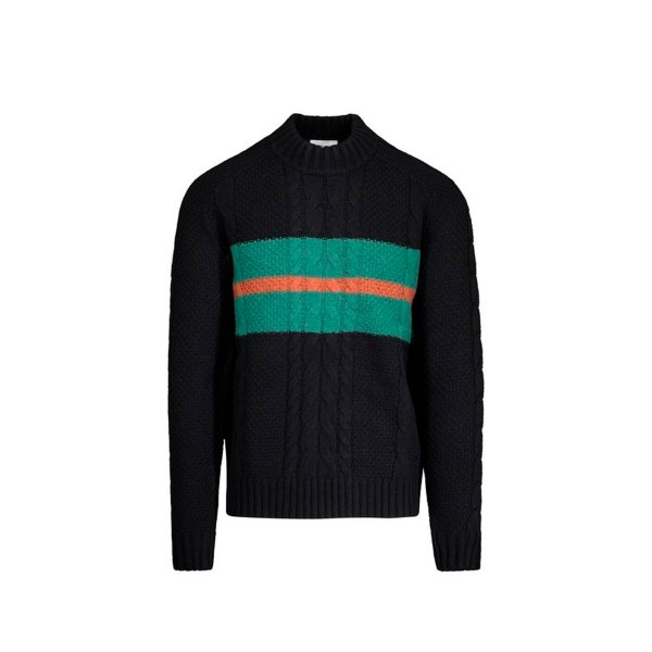 Wood Wood Calvin Sweater (Black)