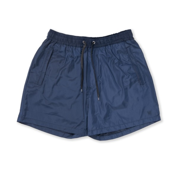 Wood Wood Les Short (Navy)