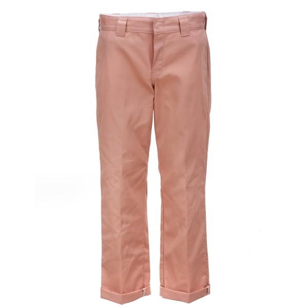 Dickies 873 Slim Straight Work Pant (Flamingo)