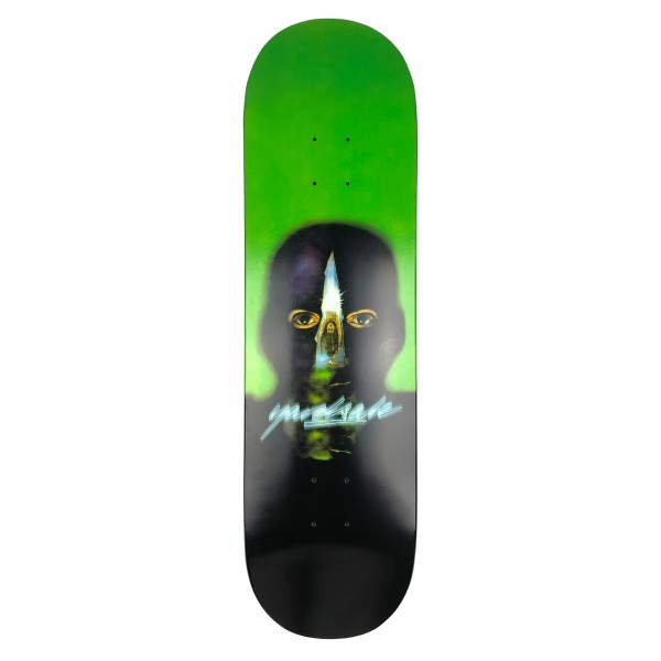 "Yardsale Gnarman Skateboard Deck 8.375"" (Green)"