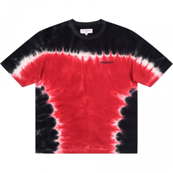 Yardsale Tide T-Shirt (Red/White/Black)