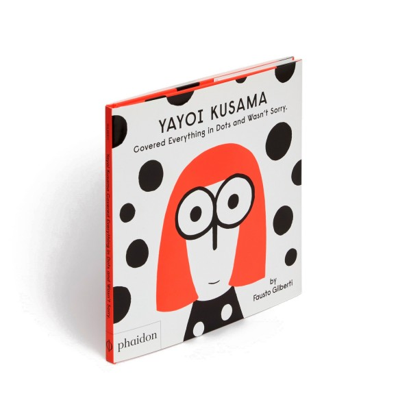 Yayoi Kusama Covered Everything in Dots and Wasn't Sorry (By Fausto Gilberti)
